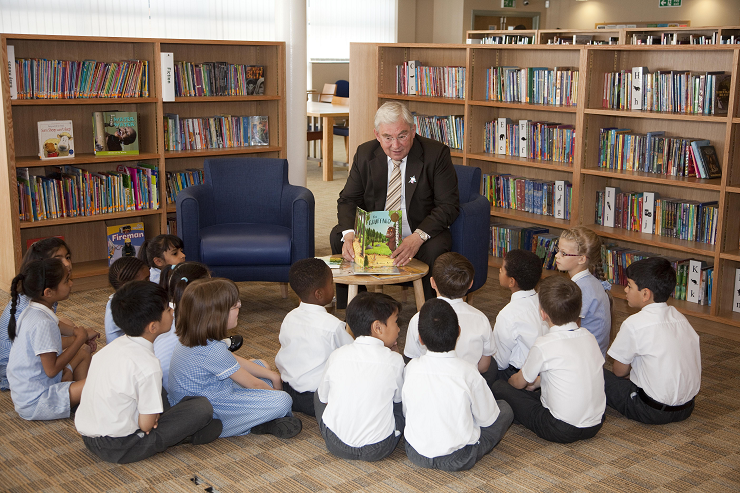 The Reading and Literacy Project For London